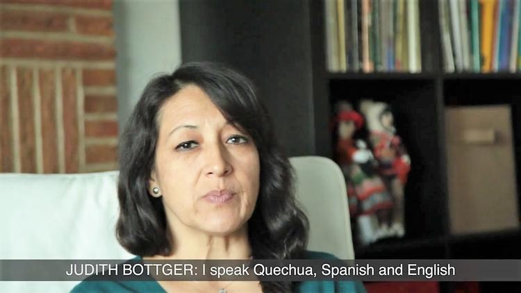 Quechua, Spanish, English, language - hatun | ello