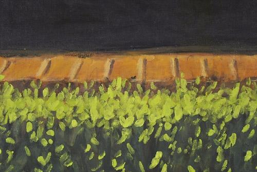 painting! Mystery House - abeautifulmess - joe_bucciano | ello