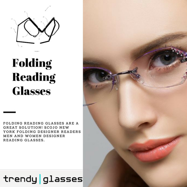 Folding Reading Glasses reading - trendyglasses | ello