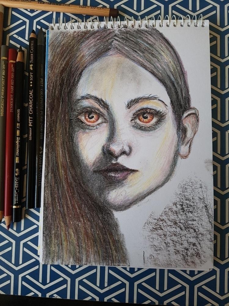 sketchbook, inthemaking, dailydoodle - theceline | ello