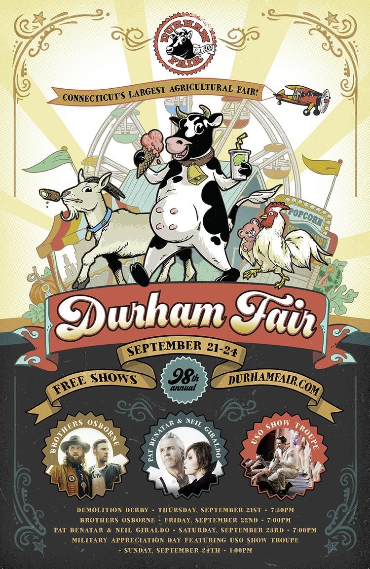 Poster local agricultural fair - robking21 | ello