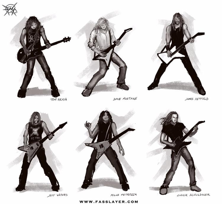 17-8-16 - metal, music, thrash, death - fasslayer   ello