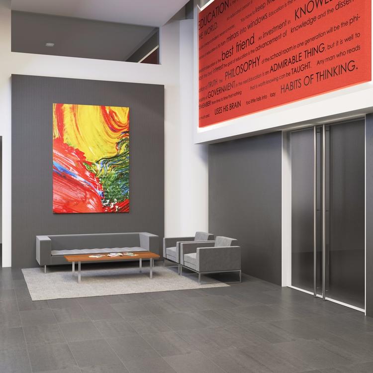 Lobby - design, architecture, interiors - maximcuzmuc | ello