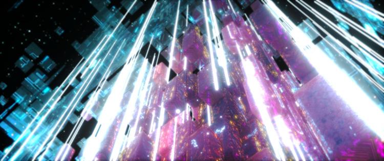 Cubed - c4d, AE, digital, OctaneRender - subnomadix | ello