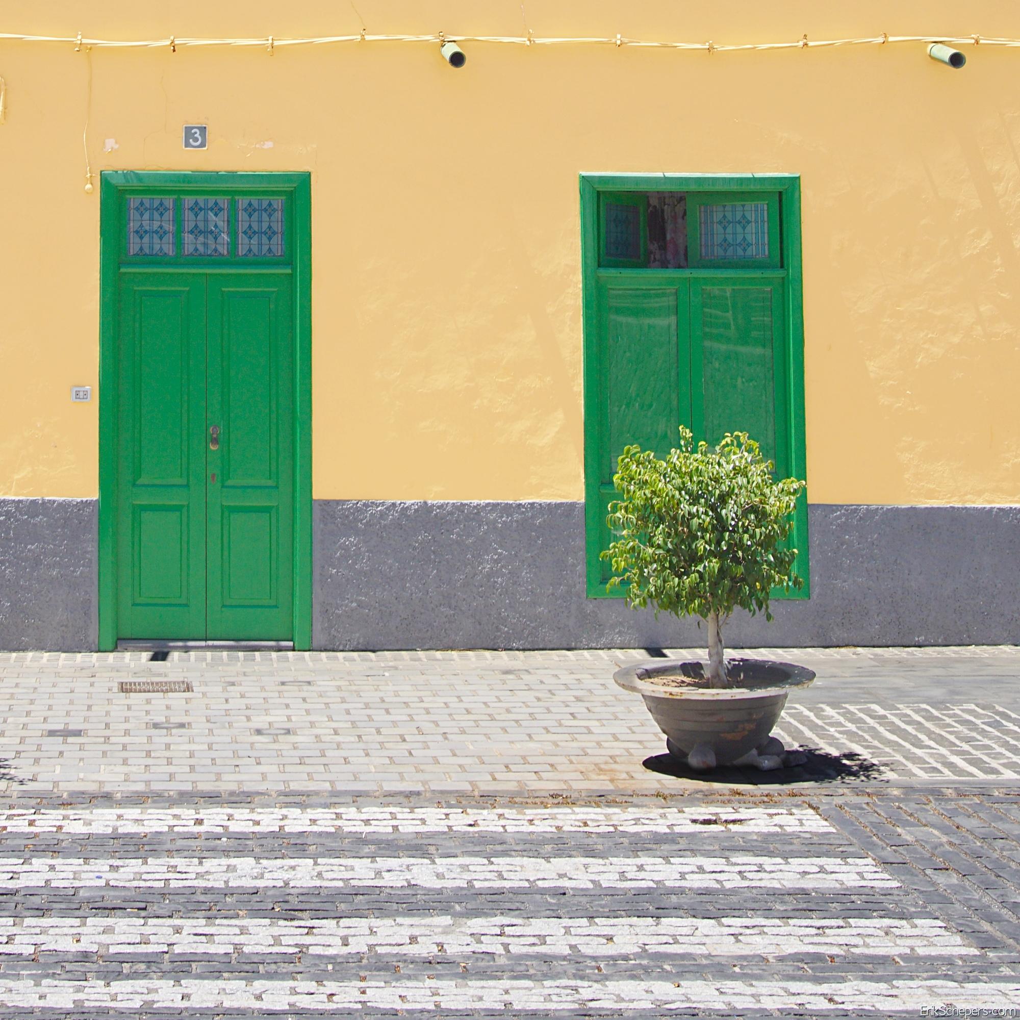 Number 3 Tenerife, Buena vista  - erik_schepers | ello