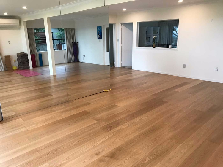 Wood Flooring family dust alle - powerdekorflooring | ello