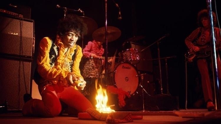FIRE Jimi Hendrix Monterey Inte - peligropictures | ello