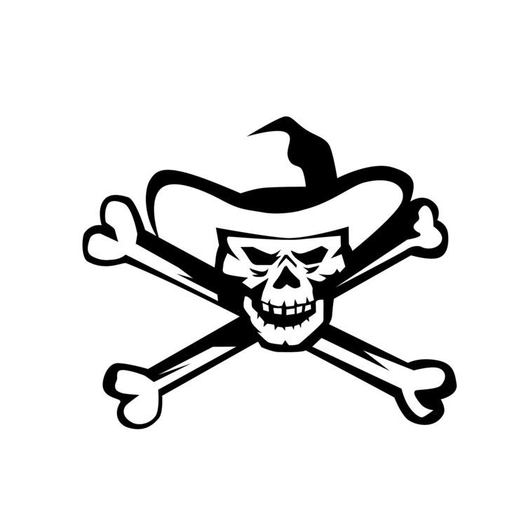 Cross Retro - Cowboy, Pirate, Skull - patrimonio | ello