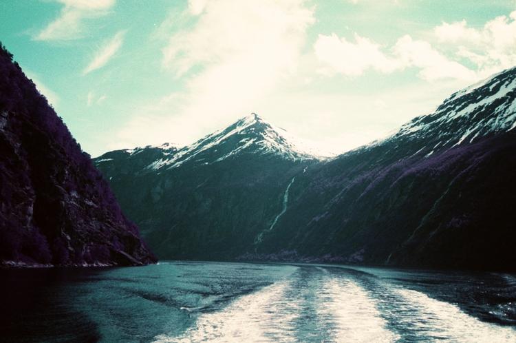 Fjord - photographer, photo, photography - acidecabine   ello