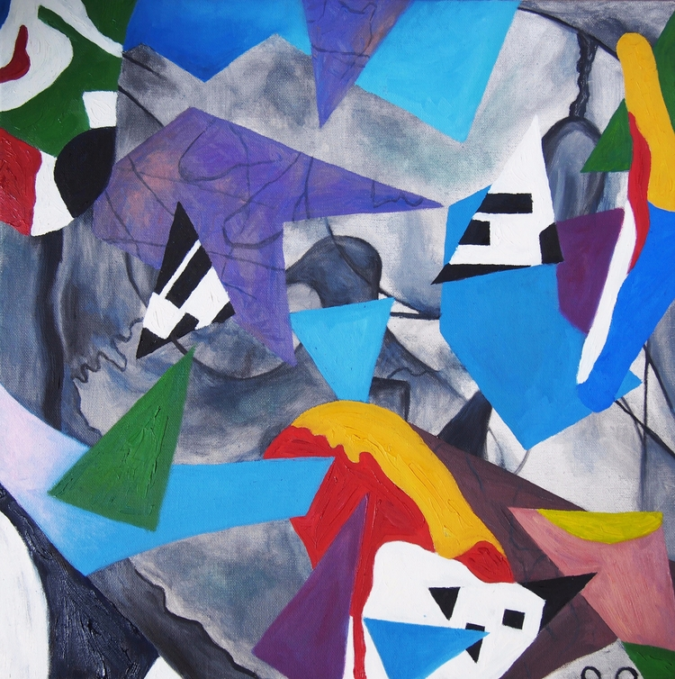 Flight, 2016 oil canvas 20 inch - kaylaowens | ello