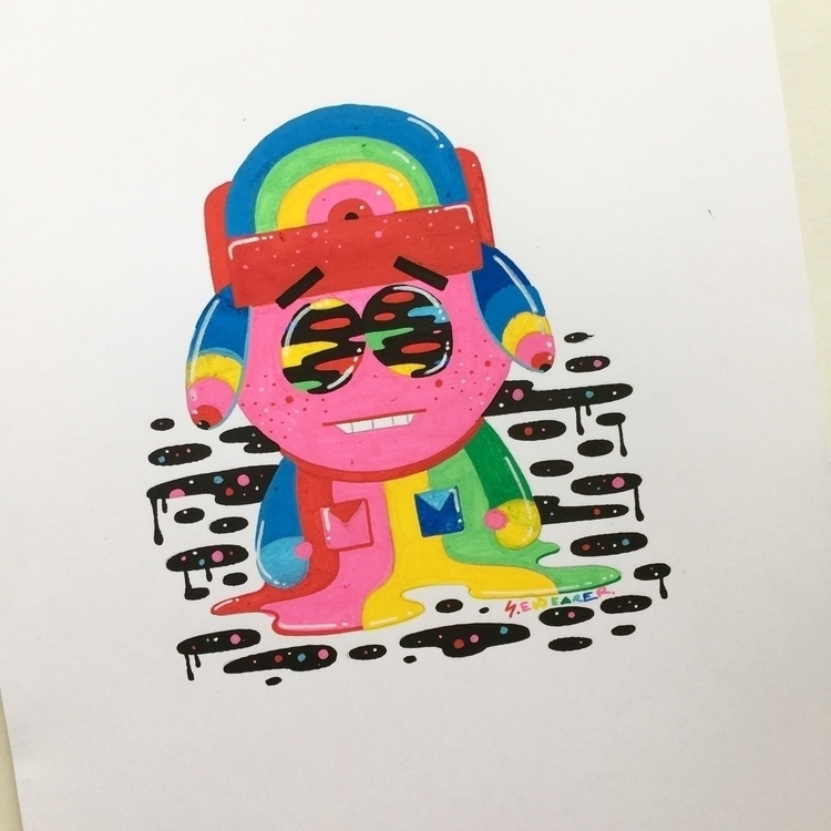 Sale- Original Kyle Illustratio - ms_wearer | ello