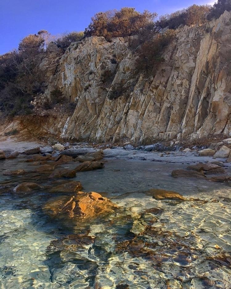 Beach Mountain - love, sardinia - _lamelons   ello