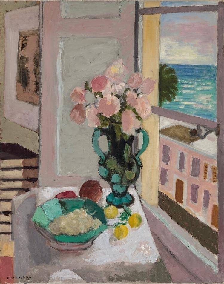 Safrano Roses Window Matisse 19 - bitfactory | ello