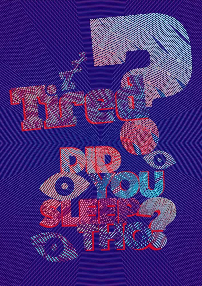 sleep? 61 - 365, design, everyday - theradya | ello