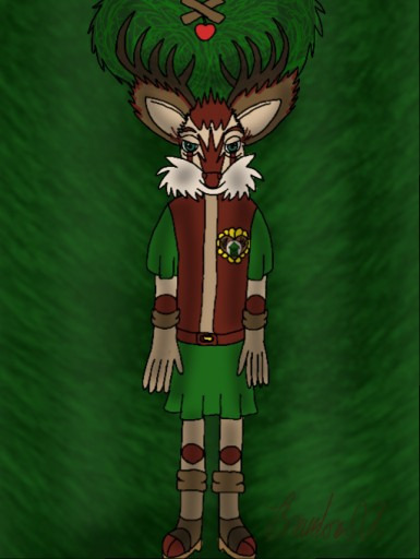 Middle-Aged Doe (Approx. close  - brandon_omega-x | ello