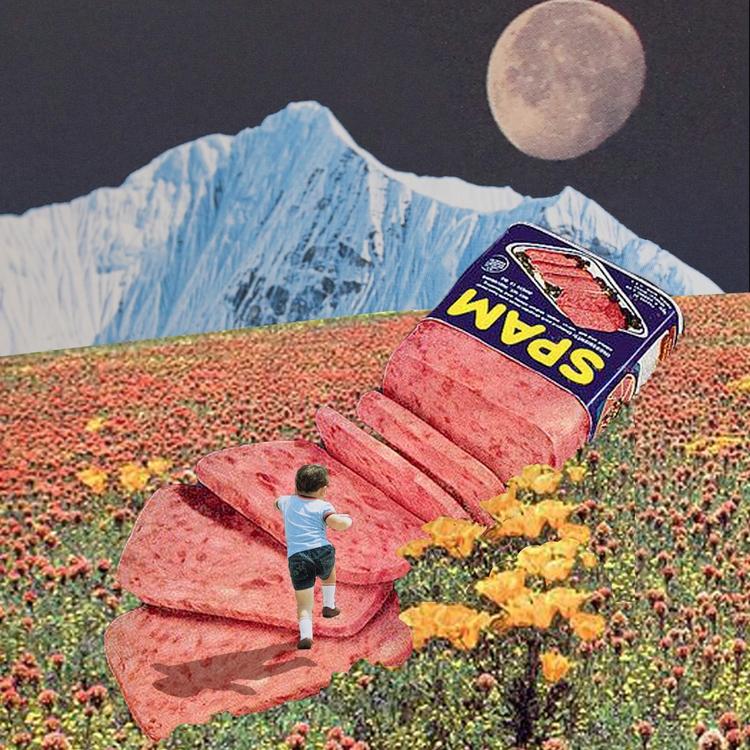 Spam Mountain Grace Gummer - creativedebuts - creativedebuts | ello