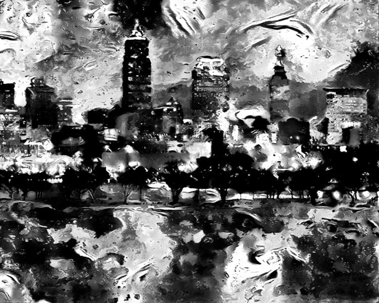 Gray day Cleveland - photography - kenlong | ello
