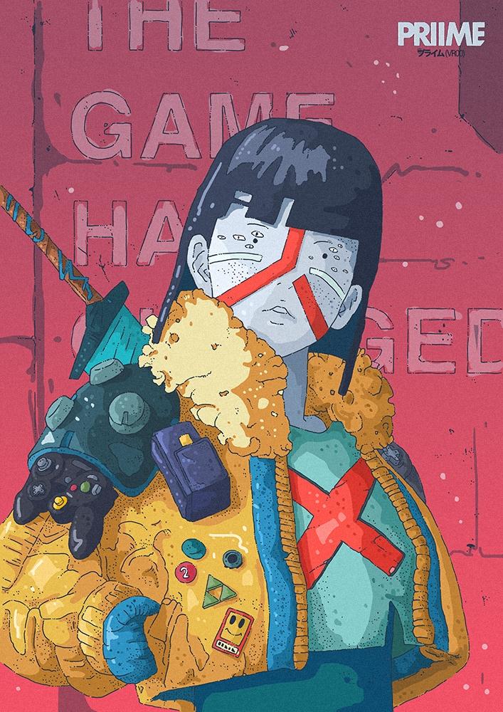 FP71G PRIIME comics eniac - ninja - artereniac | ello