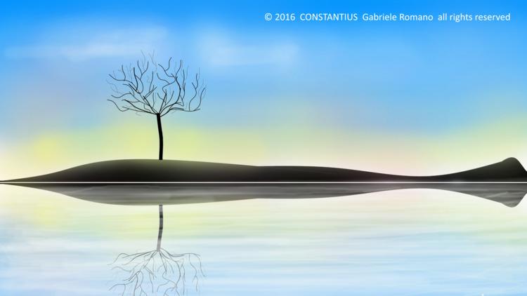 riflesso lago 2017 - gabrieleromano   ello
