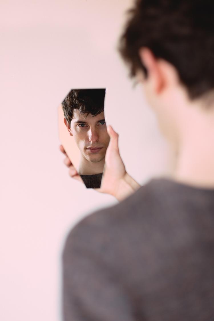 Mirror originally published DEF - simonechiappinelli | ello