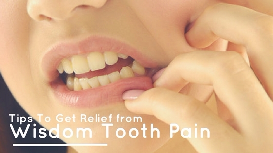Tips Relief Wisdom Tooth Pain t - florencedentistry   ello