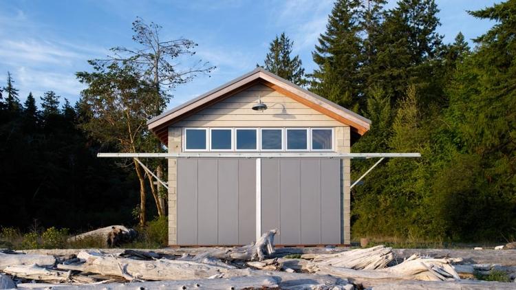 Giant sliding doors occupants s - elloarchitecture | ello