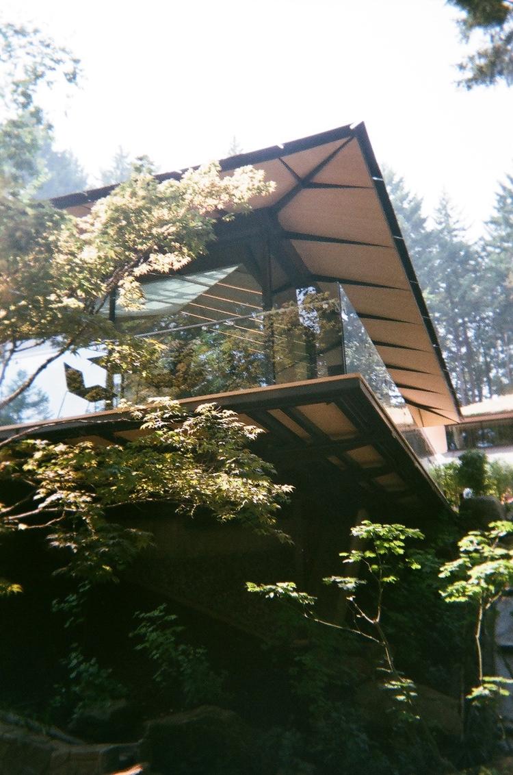 japanese garden. august 2017 - fujifilm - unhannahm | ello
