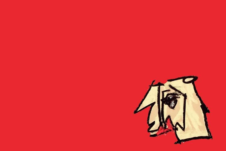 Girl Red - art, design, illustration - jkalamarz   ello