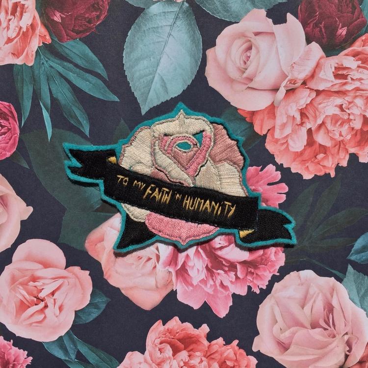 Cross Pop duet embroidery graph - crossthepop | ello