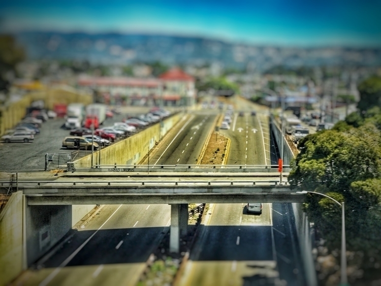 Overpass. Oakland - fineartphotography - hollingsworth | ello