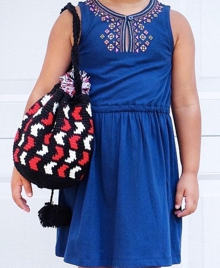 Small wayuu bag - handmade, wayuubag - psanta5 | ello