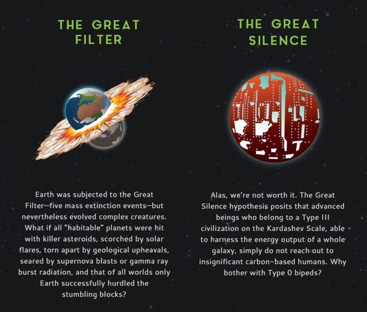 alien, earth, silence, habitable - valosalo   ello