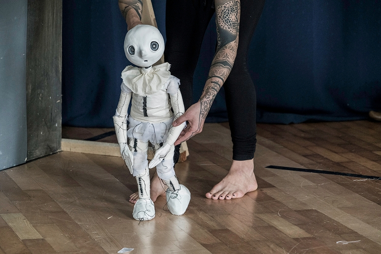 friend rehearsals - puppet, characterdesign - iamyouaresix | ello
