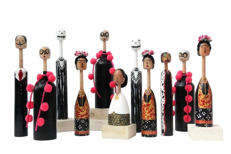 Wooden Doll Special Edition - C - tobingdewi | ello