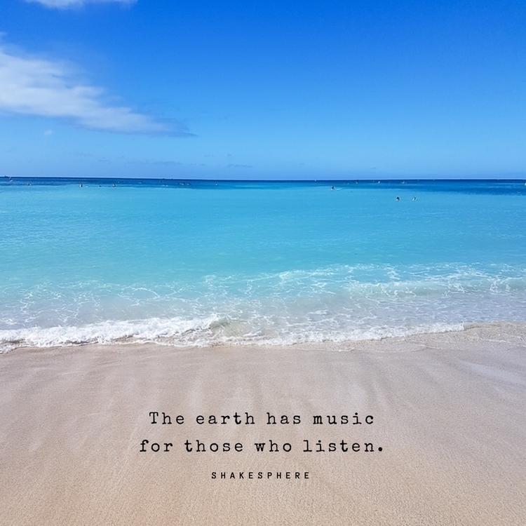 earth music listen. SHAKESPHERE - thereshegoesnow | ello