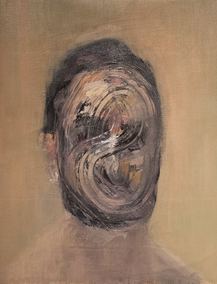 Feed Portrait ) / Oil Canvas 26 - armandocabba | ello