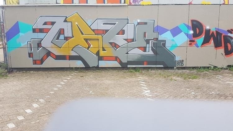 CARE, DWD, CFH, BYB - graffitidordrecht | ello