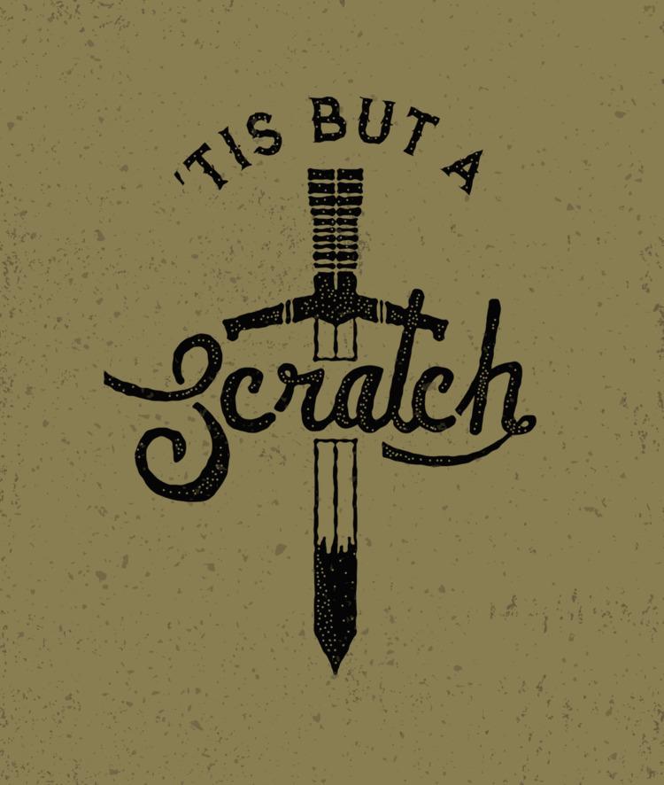 'Tis Scratch | Sam Broom sambro - sambroom | ello