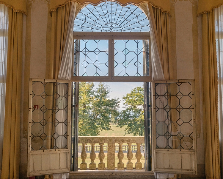 Villa Contarini, august 2017 - photography - alinatrifan | ello