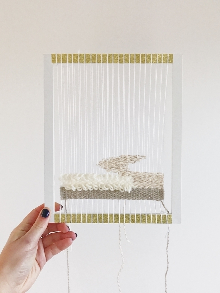 craft projects - craftproject, loom - danielleburian | ello