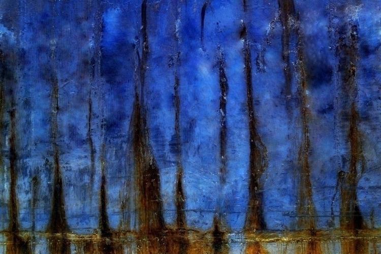 night haunted swamp / Okefenoke - voiceofsf | ello