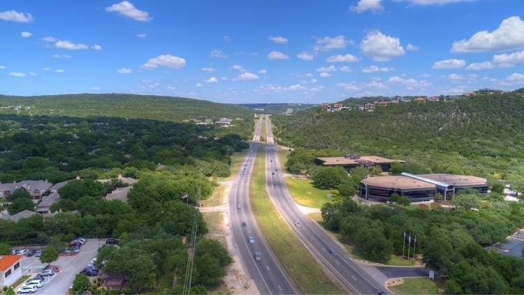 HDR favorite roads Austin - jdunn   ello