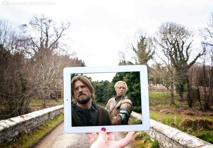 Game Thrones: Fangirl Quest Rec - photogrist | ello