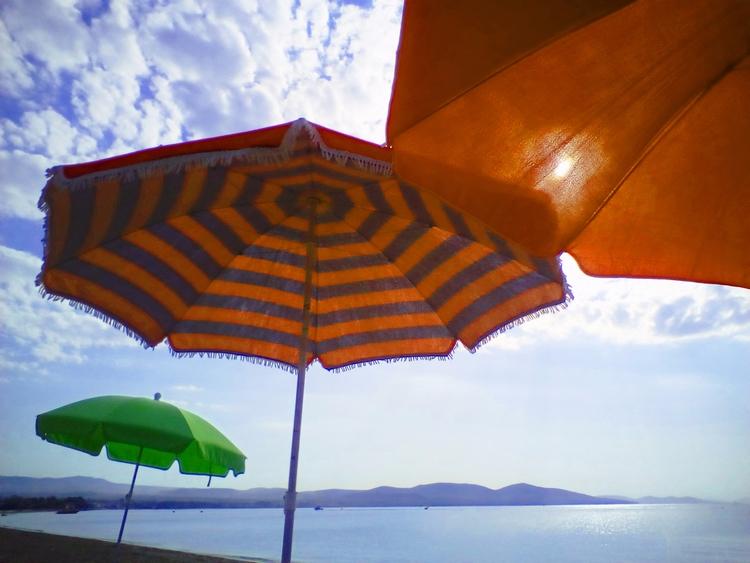 Ella summer umbrella  - christinamadart | ello