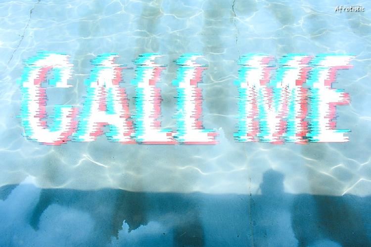 Call  - afrotistic | ello