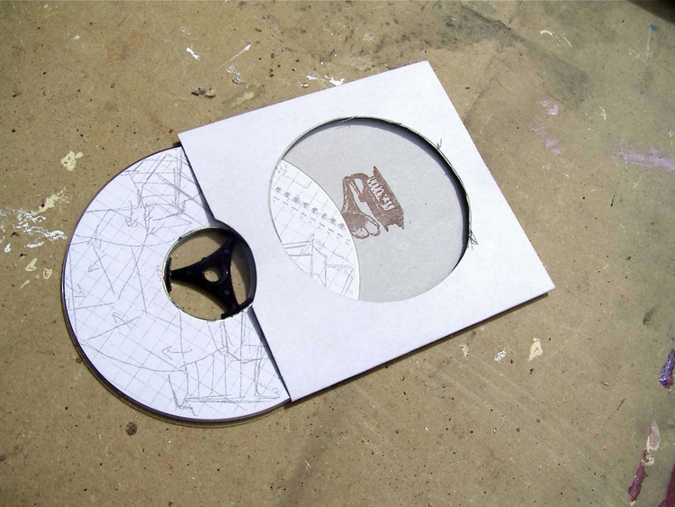 CD-45, lathe cut CD / 45rpm rec - gfisher | ello