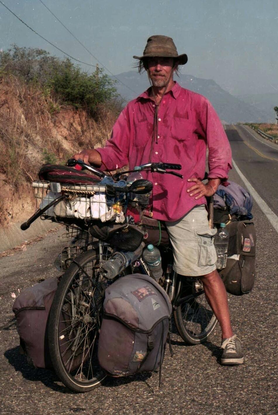 Mexico riding thousand miles De - pcflvly   ello