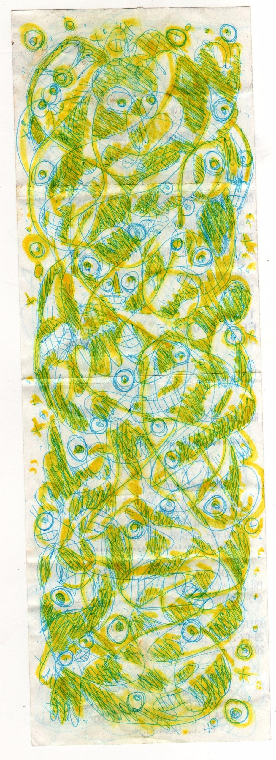 Tickets great place doodle - ticket - gueroguero | ello