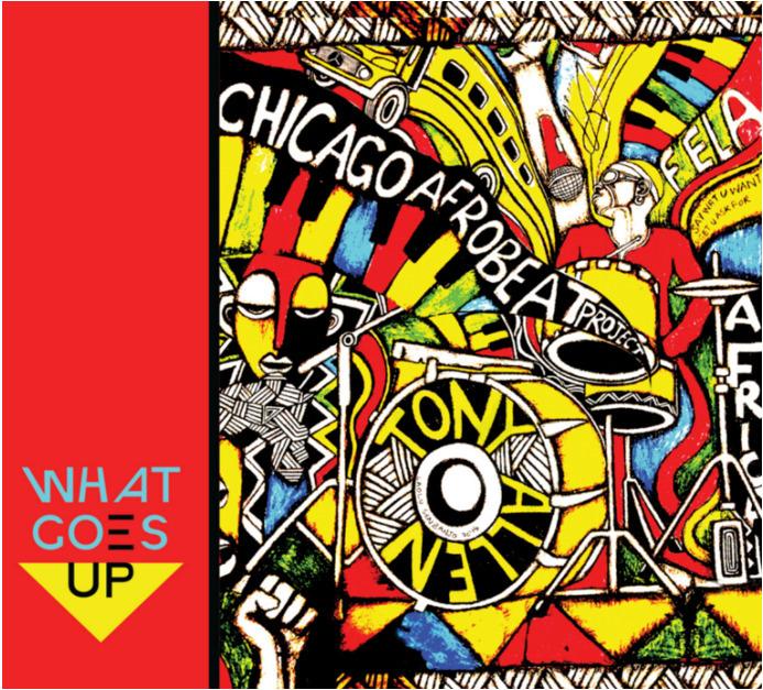 Cover art Chicago Afrobeat Proj - dominicvalvona | ello