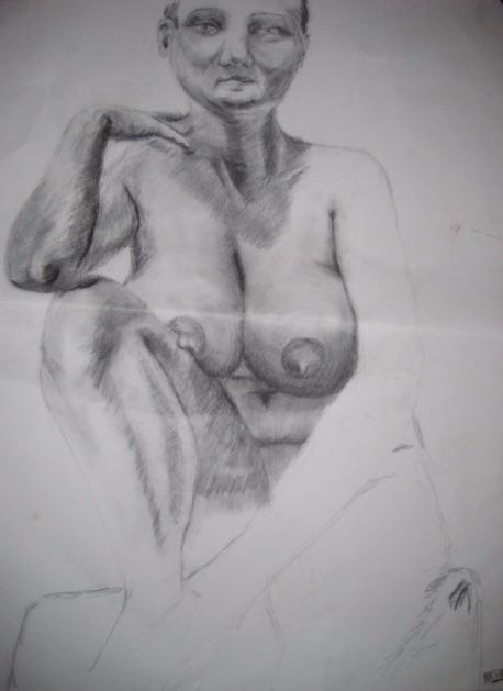 nudes, ellodrawings, shading - meshelluh | ello
